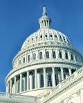 U.S. Capitol Building dome.
